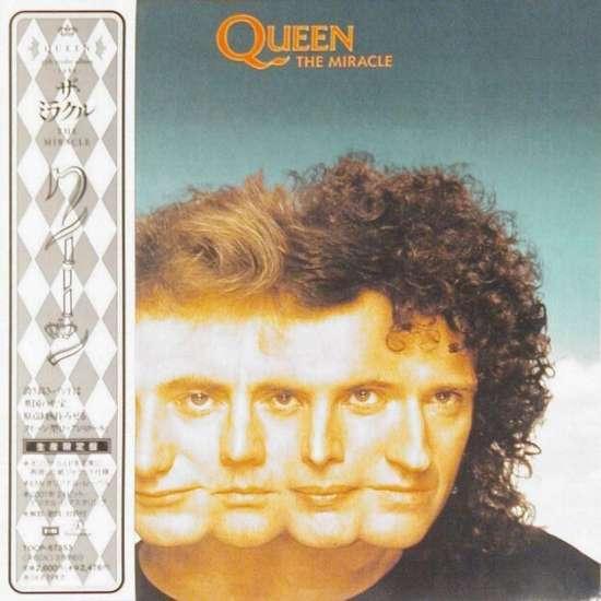 Queen Quot The Miracle Quot Album Gallery